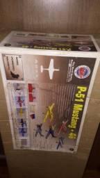 Aeromodelo P-51 Mustang 46/55 ARF Kit - Phoenix Model Novo