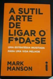 Livro Mark Manson
