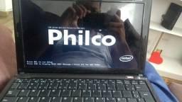 Notebook Philco (Leia a descrição)Sem HD não liga