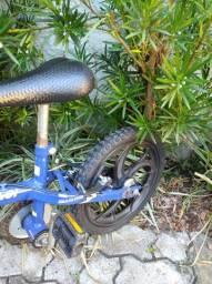Bicicleta Caloi aro 16 Azul