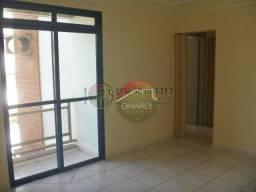 Apartamento com 2 dormitórios para alugar, 57 m² por R$ 800,00 - República - Ribeirão Pret