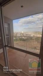 Apartamento com 3 dormitórios para alugar, 56 m² por R$ 1.000/mês - Cidade Jardim - Anápol