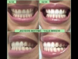 Pasta dental clareadora