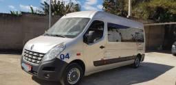 Renault master executiva vip 2014