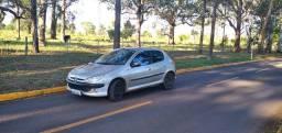 Peugeot 206 2008 1.4 Flex completo