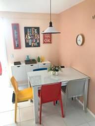 Apartamento para venda tem 58 metros quadrados com 2 quartos em Papicu - Fortaleza - CE