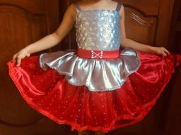 Vestido Infantil Social. Perfeito estado