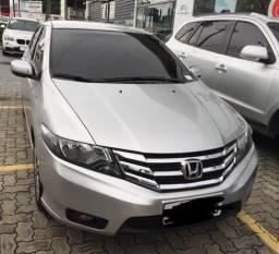 Honda City LX 1.5 aut - 2014