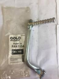 Pedal de Partida C100 Biz Gold Honda