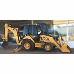 Retro Escavadeira CAT 416E 4X4 - 2010