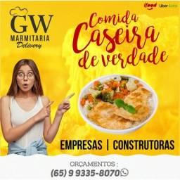GW Marmitaria Delivery