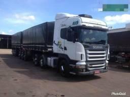 Scania R470 A 6x4. Venda Parcelada sem taxa de juros - 2008