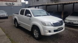 Toyota Hilux SRV 2.7 16v 4x4 Automático - 2014