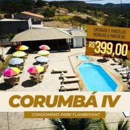 Condomínio com área de Lazer no lago Corumbá IV