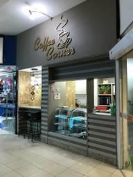 Vende-se instalação completa de café no shopping Total