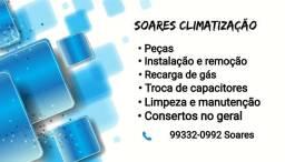 Soares Climatização