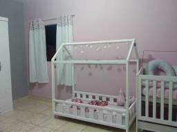 Cama Infantil Montessoriana