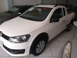 Volks Saveiro G6 1.6 Flex cab est 2015/15 Completa - 2015