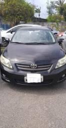 Toyota corolla 1.8 xei 16v flex 4p automático. obs: único dono - 2010