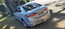 Corolla modelo 2019 mais novo do Brasil