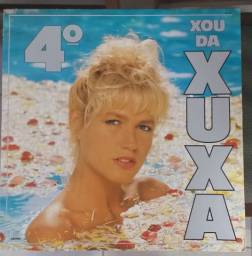 Lp vinil Xou da Xuxa vol 4