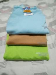 Camisas Térmica UV cores promocionais