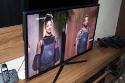 Smart TV 40 polegadas Samsung em ótimo estado.