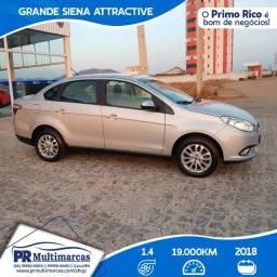 Fiat Grand Siena 1.4 2018 Extra!!!