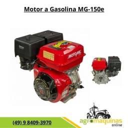 Motor a Gasolina MG-150E Com Partida Elétrica-Direto de Fabrica