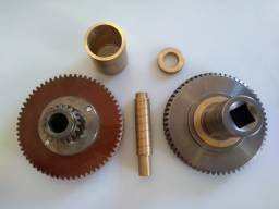 Kit engrenagem Moedor 98 CAF / Beccaro Leia