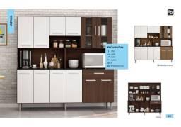 Armário de cozinha kit Claro