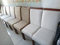 Cadeiras madeira maciça