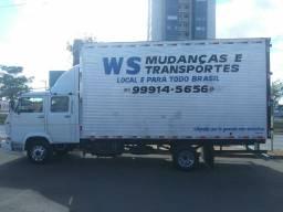 Ws transportes e mudanças em geral