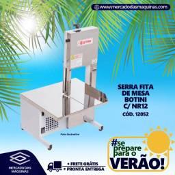 Título do anúncio: Serra fita de mesa Botini bivolt Nova Frete Grátis