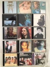 CD's - Cantoras Pop Internacional