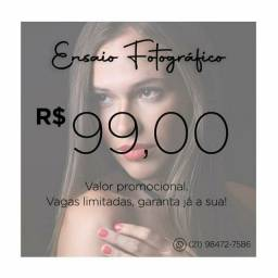 ENSAIO FOTOGRÁFICO / Foto / Book /
