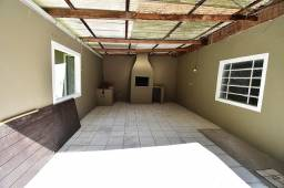Casa com terreno - aceito veiculos