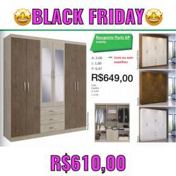 Black friday Black Friday Black Black Friday roupeiro