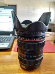 Lente Canon 24 105 mm f4