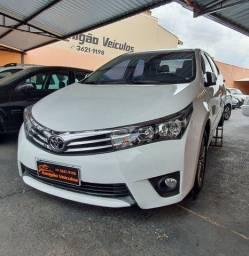 Corolla XEi 2.0 - 2017 Baixo Km