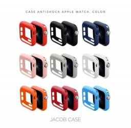 Case apple Watch - proteção anti shock - anti queda - anti impacto
