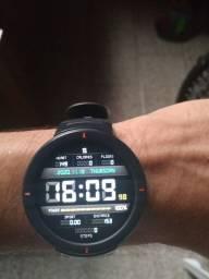 Relógio amazfit verge