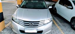 Honda city dx ano 2011/2011 emplacado 2020 super novo