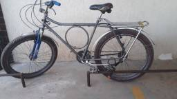 Bicicleta Monark 79 caximbada