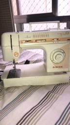 Máquina De Costura Singer Facilita Plus 127v Zp418b Usada
