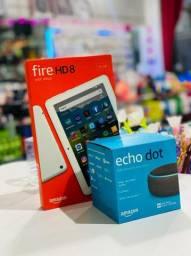 Echo dot + tablet