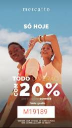 Título do anúncio: Coleção Nova Verão 2022 MERCATTO Promoção