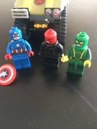 Kit Lego Capitão América