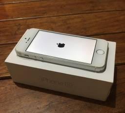 iPhone SE branco 64GB