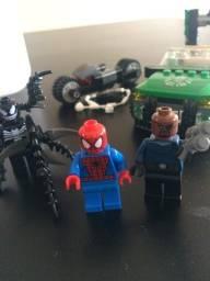 Kit Lego Homem Aranha
